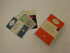 'Postcards from Penguin', one hundred book covers in one box.