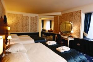 Efteling Hotel, Junior Suite 14 - Slaapkamer