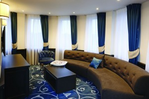 Efteling Hotel, Junior Suite 14 - Zithoek