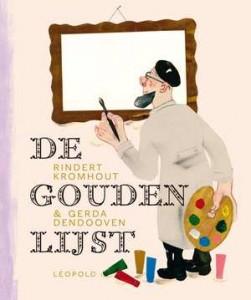 de-gouden-lijst-rindert-kromhout-boek-cover-9789025869540