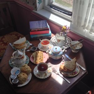 mrsknotts - high tea