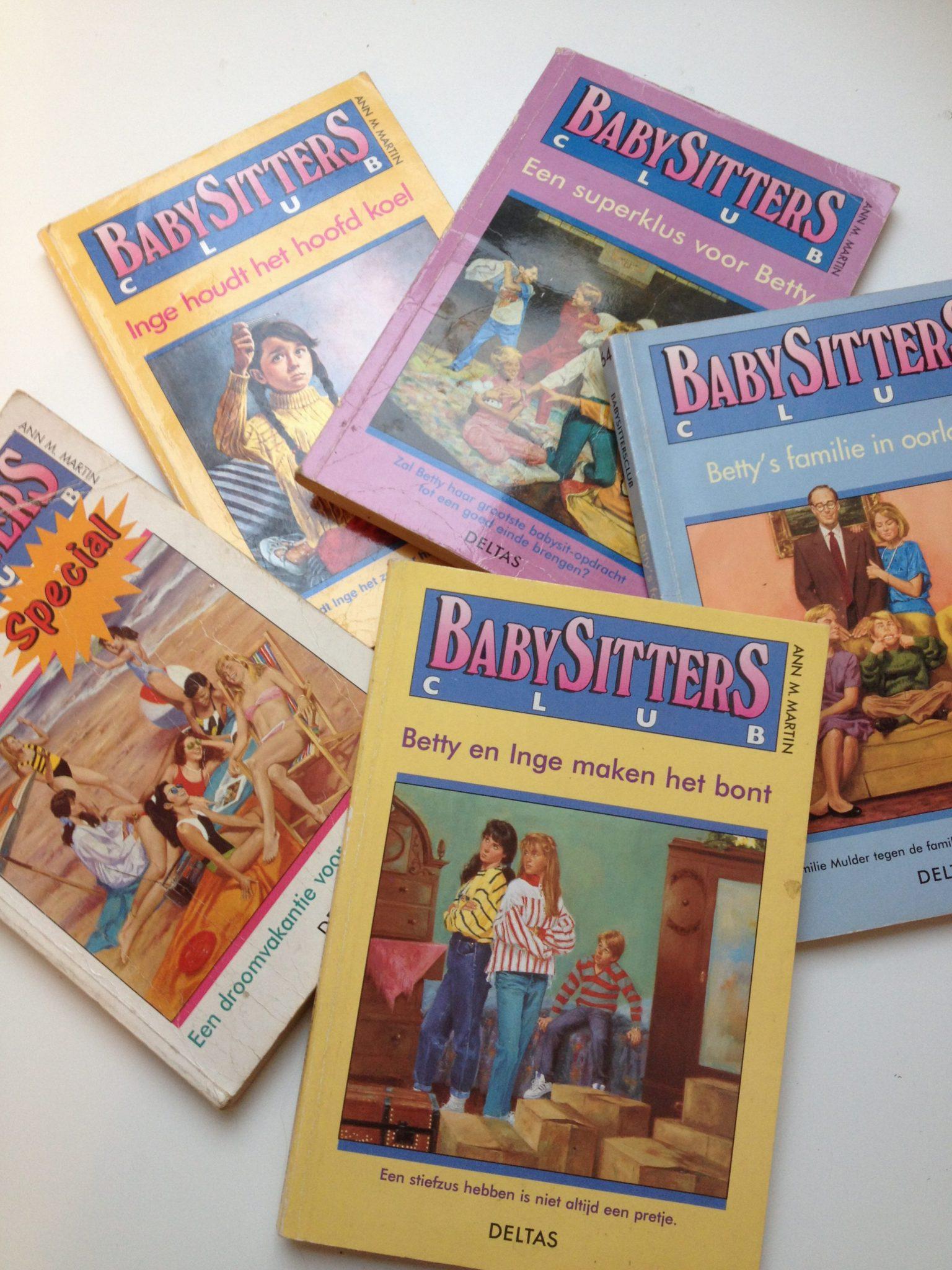 Babysittersclubthis Is How We Read
