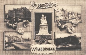 un bonjour de Willebroeck