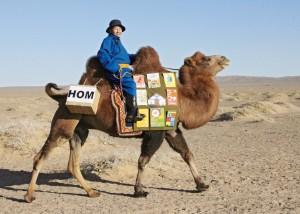 copyright Jambyn Dashdindog - Mongolian Children's Culture Foundation/Go Help