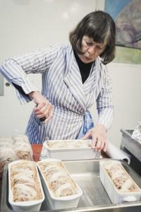 © Senne Van der Ven Culinair journaliste Diny wordt charcutier
